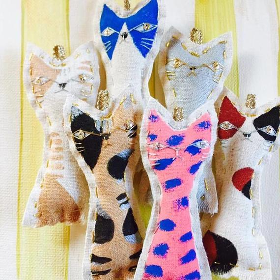 猫チャーム セミオーダー