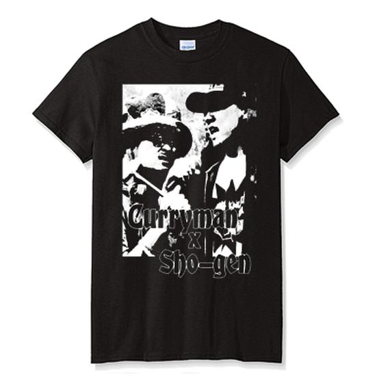 掌幻×カレーまん Tシャツ