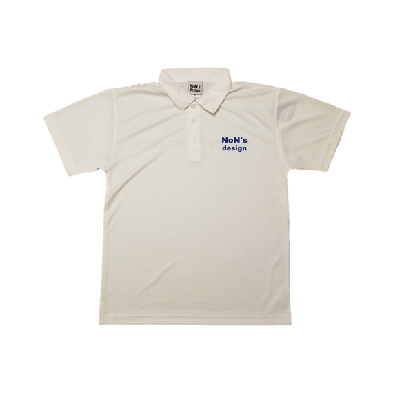 Silky Touch Golf Polo(White)WH
