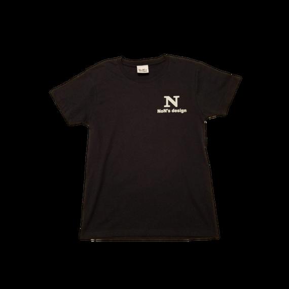 N Logo Fit T-shirt(Navy)