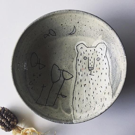 清水しおり 大鉢