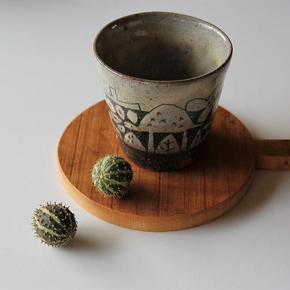清水しおり フリーカップ(no.2)