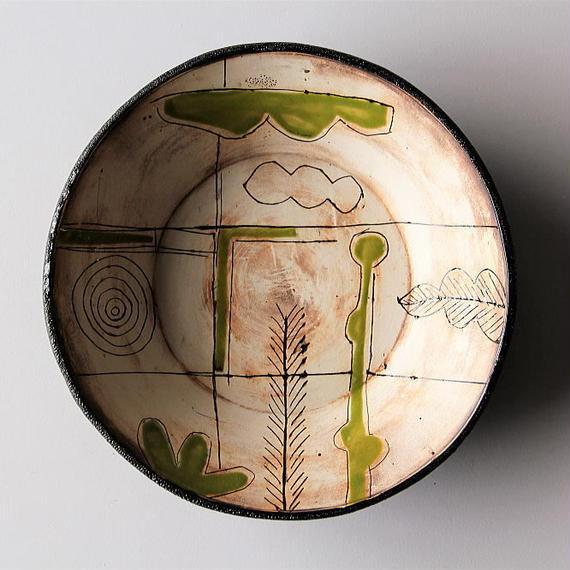 キムホノ 深皿