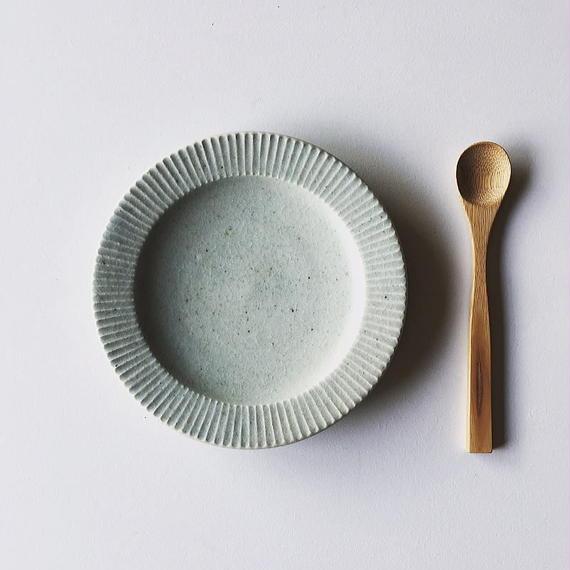 若菜綾子 取り皿・リム鎬