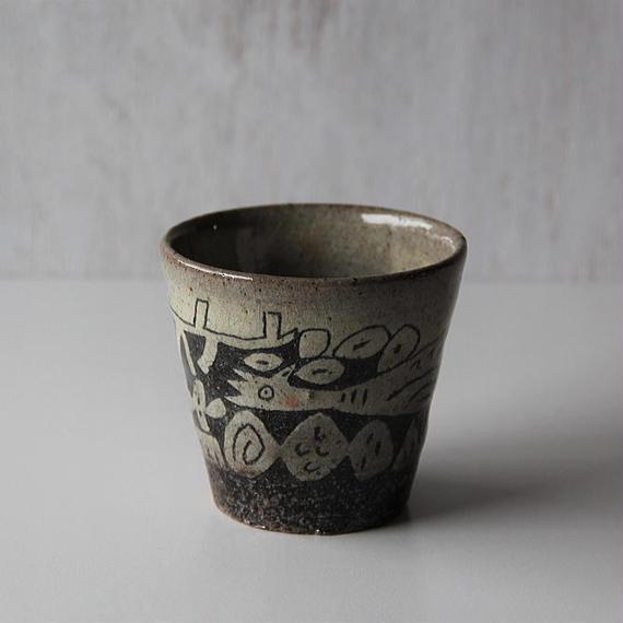 清水しおり フリーカップ(no.5)