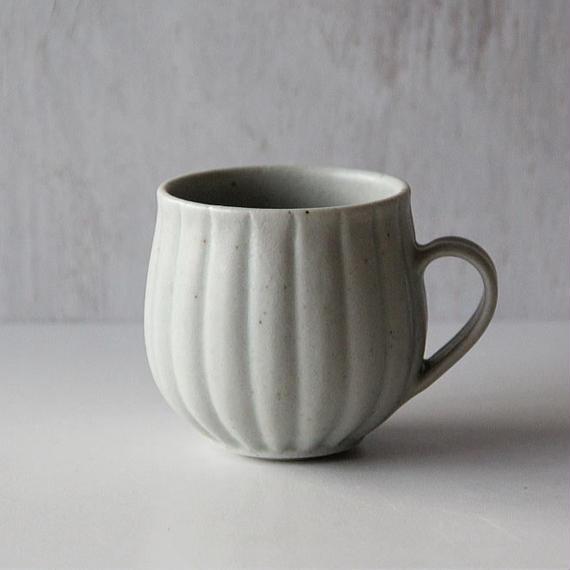 若菜綾子 彫りチューリップカップ