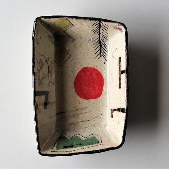 キムホノ 角小鉢