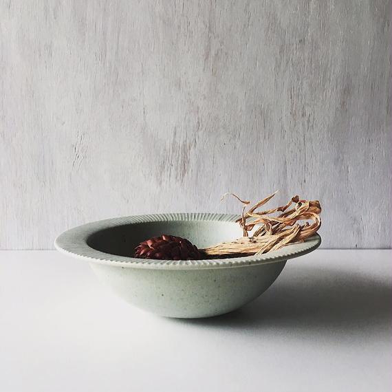 若菜綾子 リム鉢