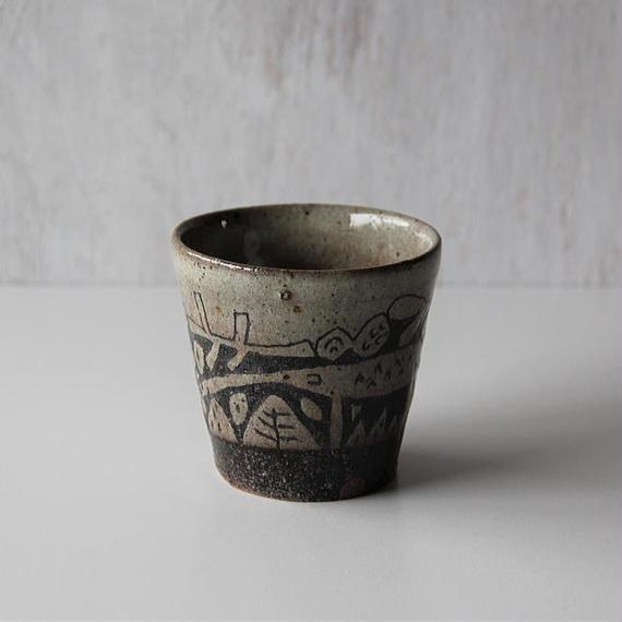清水しおり フリーカップ(no.4)