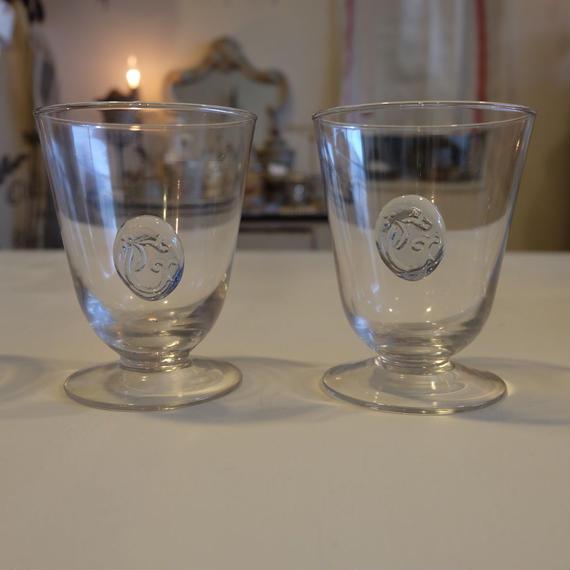 グランシュマン ブルードゥプロヴァンスジュースグラス
