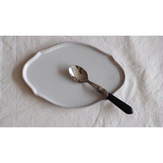 C otê Table ビストロ  デザートスプーン  noir