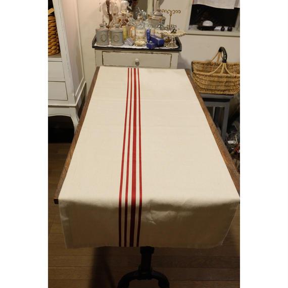 フレンチティッキング テーブルランナー  (B)