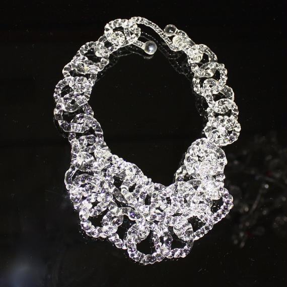 Multi Twist Necklace マルチツイストネックレス