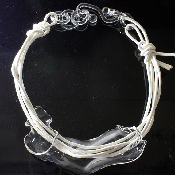 Angelica Choker Clear アンジェリカチョーカークリア