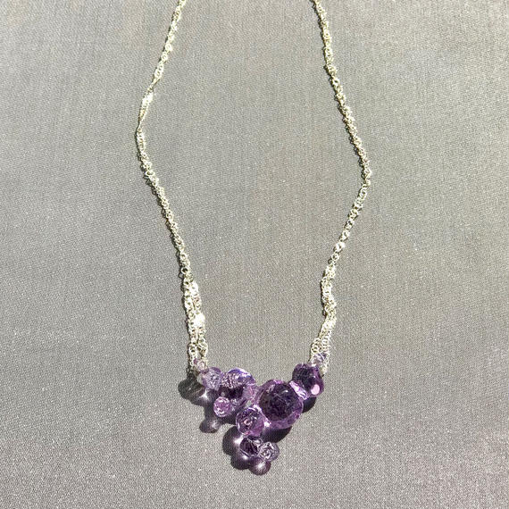 Amethyst Necklace/アメジストネックレス