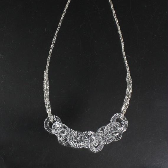 [追加製作しました]Twist Necklace ツイストネックレス