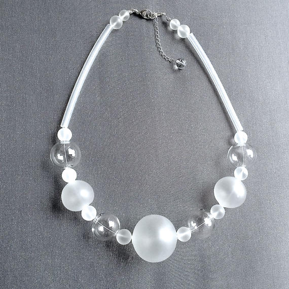 Bonbon Frost Necklace ボンボンフロストネックレス