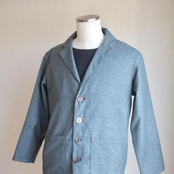 Men's green Casual Jacket (no.107)