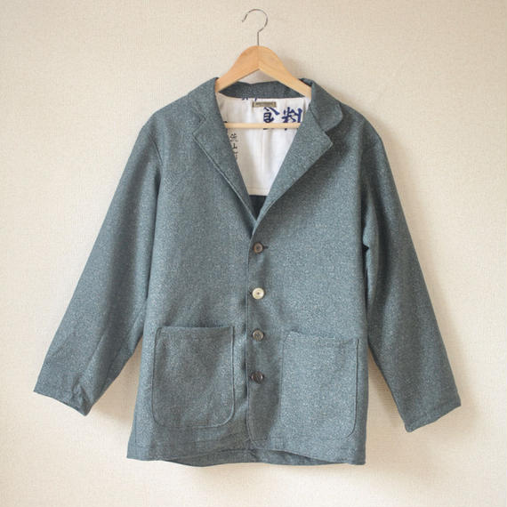 Men's green Casual Jacket (no.107)