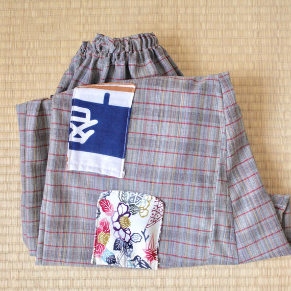 SALE!! Various pockets  work pants (no.064)