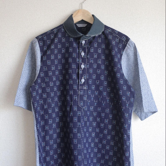 Men's casual shirt /short sleeves (no.004)