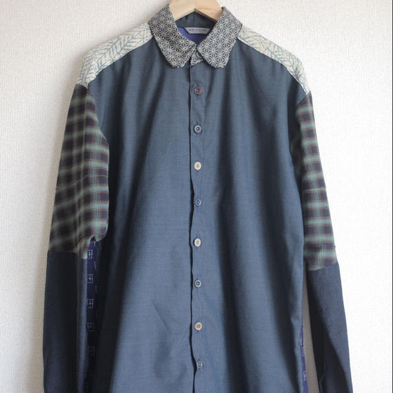 Men's casual shirt (no.005)