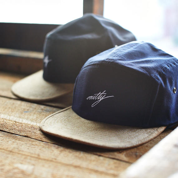nutty clothing  /  5 Panel Cap