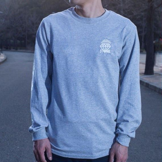 nuttyclothing /  STONE LONG SLEEVE SHIRT
