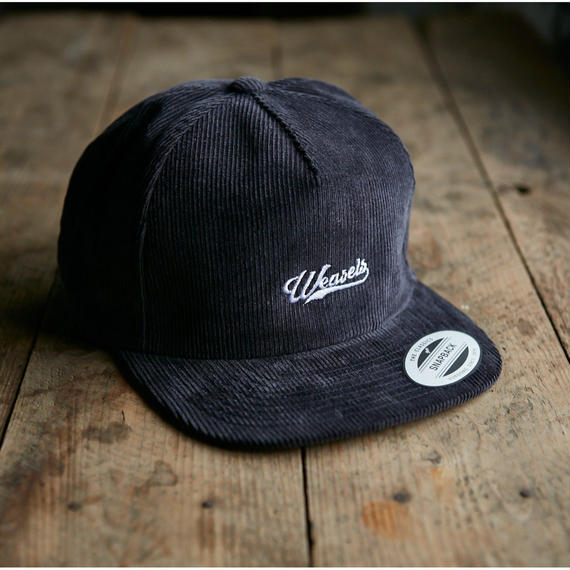 nutty clothing  / WESELS CODUROY BB CAP