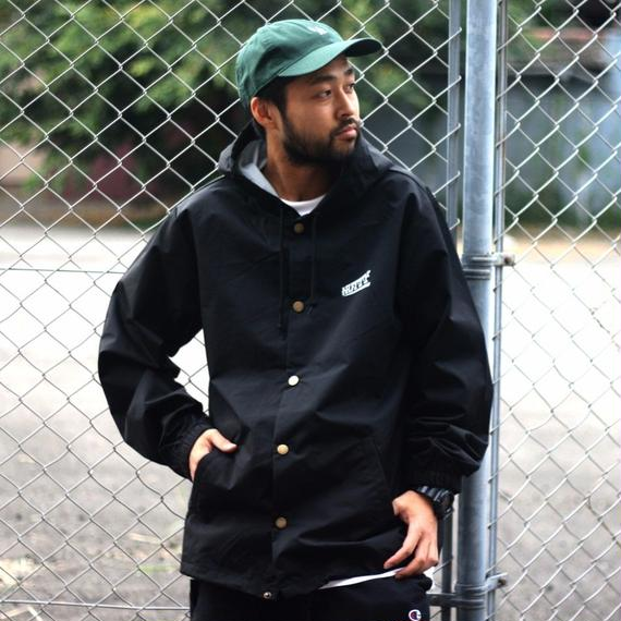 "NUTTY CLOTHING / RAIL WAY  COACH JACKET ""HOODIE"""