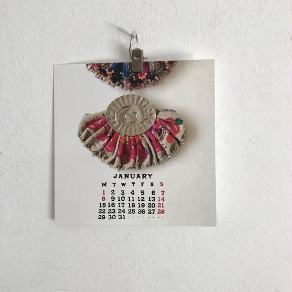 カンカンバッチ カレンダー