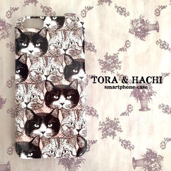 スマホケース・CATS(NARABI)シリーズ/ Smartphone case
