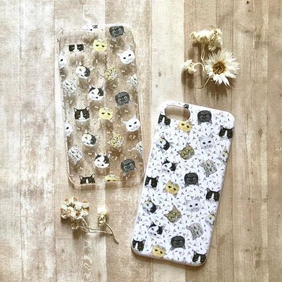 iPhone・スマホケース「未来で出逢う猫」/ iPhone case