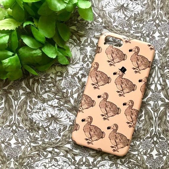 スマホケース「ドードー鳥」/ Smartphone case