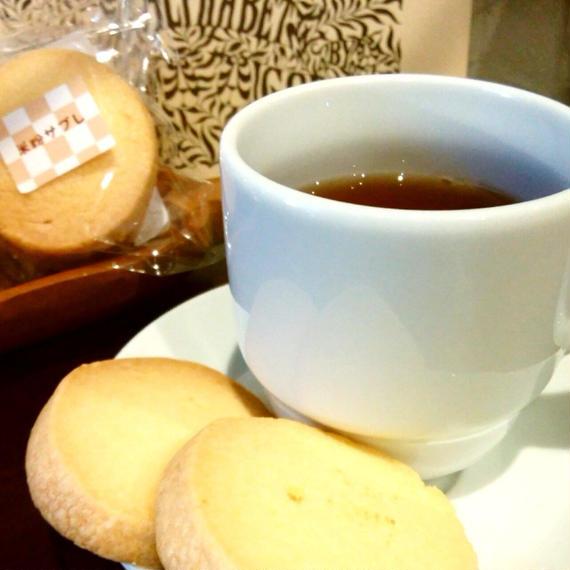ふくふく米粉クッキー/ Home made biscuit 'Rice flour biscuit'