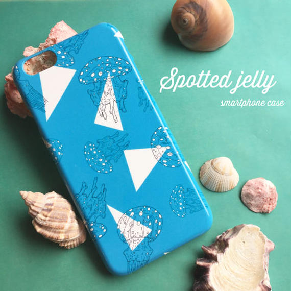 スマホケース・海と陸のいきもの/ Smartphone case