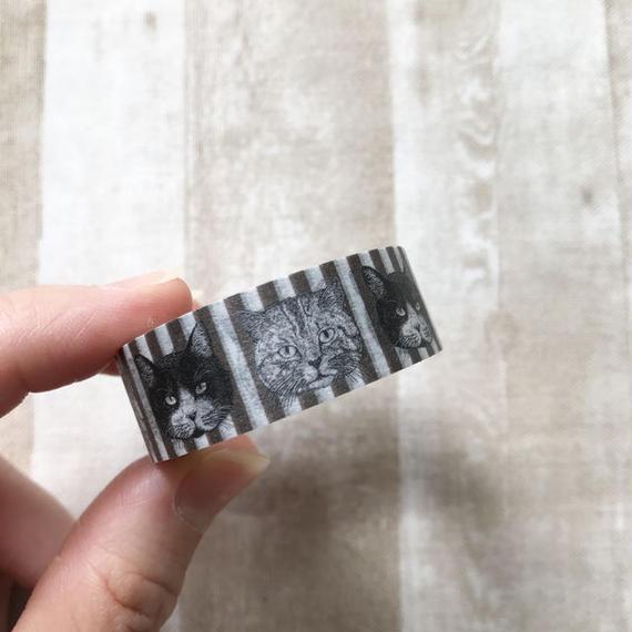 おとなたちのマステ/ washi tape for grown-ups