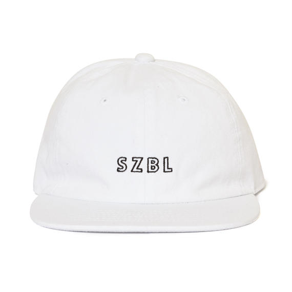 SZBL CAP(WHITE × BLACK )