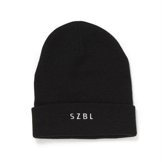 SZBL KNIT CAP(NAVY)
