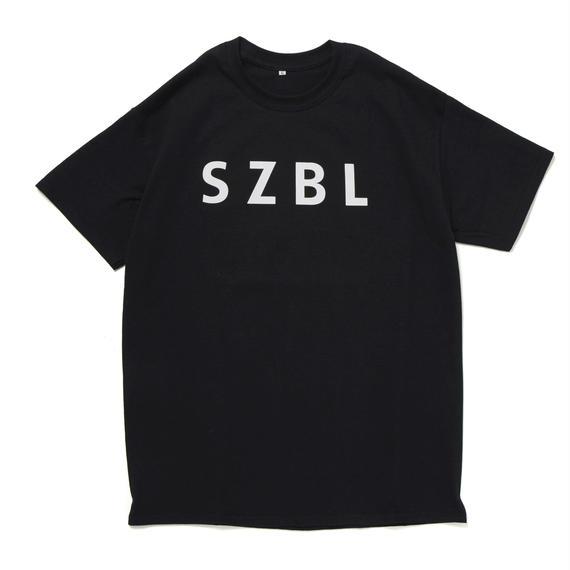 SZBL TEE(BLACK × WHITE)