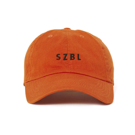 SZBL CAP(ORANGE × BLACK)