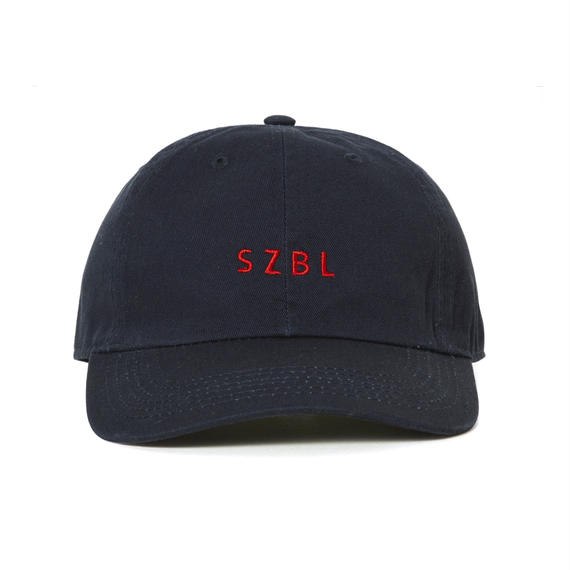 SZBL CAP(NAVY × RED)