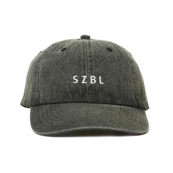 SZBL CAP(INDIGO BLACK × WHITE)