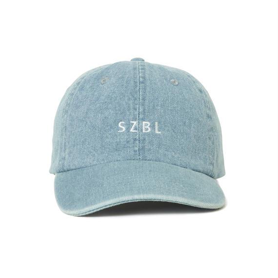 SZBL CAP(INDIGO BLUE × WHITE)