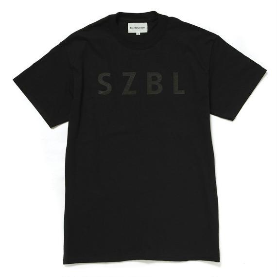 SZBL TEE( BLACK × BLACK )