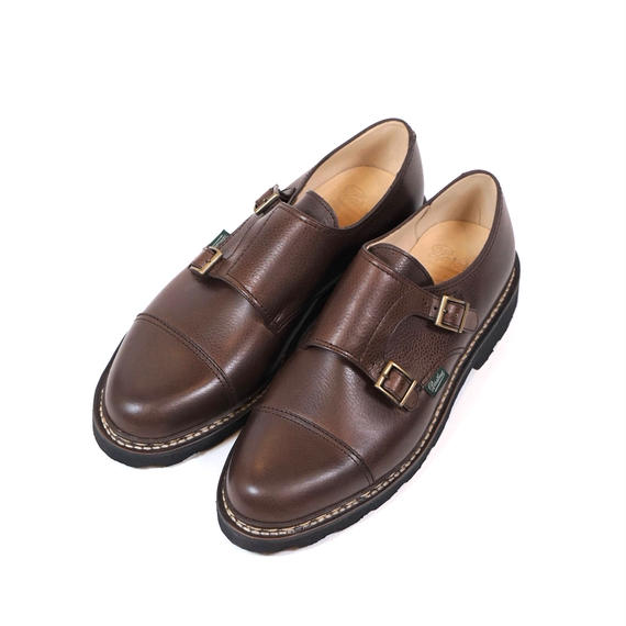 Paraboot WILLIAM Cuir Graine(Moka)