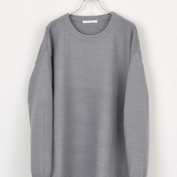 DISCOVERED CREWNECK KNIT(GRAY)