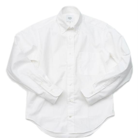 FEEL EASY ORIGINAL オックスフォード シャツ(White)