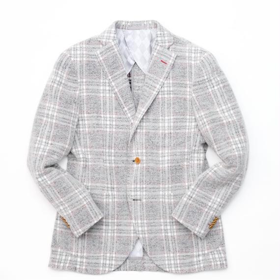 FEEL EASY ORIGINAL 二重織 ジャケット(White)