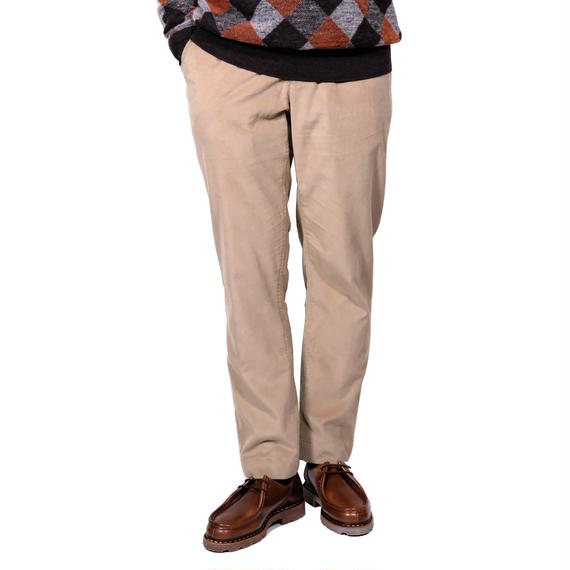 KESTIN HARE INVERNESS TROUSER CORDUROY(SAND)